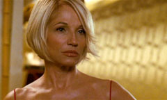 Ellen Barkin as 'The Attracted'